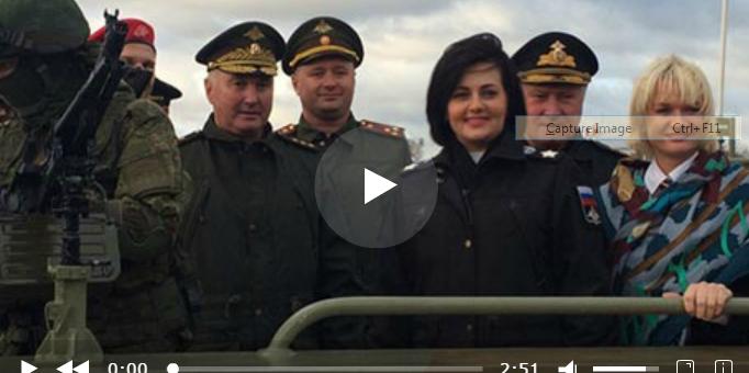 7 октября 2016 года в Доме Офицеров состоялось торжественное посвящение в юнармейцы.