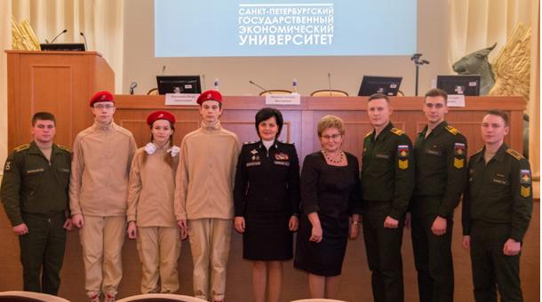 Лекция, посвященная 100-летию создания Красной Армии