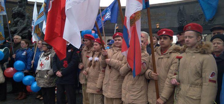 Автопробег, посвященный 73-й годовщине Победы в Великой Отечественной войне